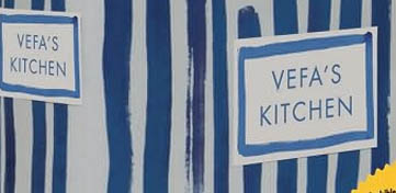 Cover van Vefa's Kitchen