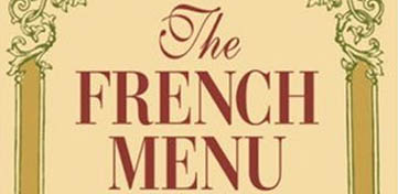 Cover van The French Menu Cookbook
