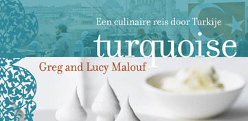 Cover van Turquoise